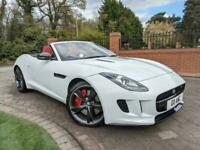 2014 Jaguar F-Type 3.0 Supercharged V6 S Auto Convertible [380] *NEW ENGINE IN 2