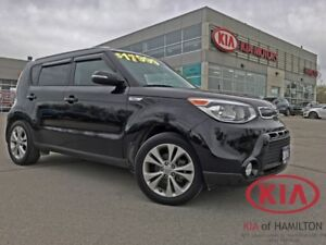 2016 Kia Soul EX+ | Low KM | Amazing Shape
