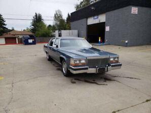 1987 Cadillac $6,000 obo