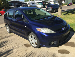 Great Mazda 5 w/ full summer and winter tires!!