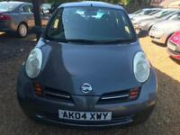 2004 Nissan Micra 1.2 16v S - ONLY 1 PREVIOUS OWNER