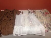3 never worn womans tops-all size medium!!