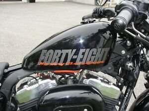 HARLEY DAVIDSON FORTY-EIGHT 2013