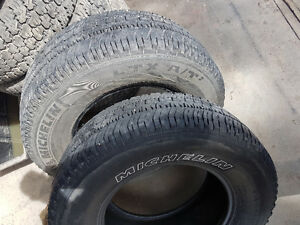 2 pairs of tires $40 each tire