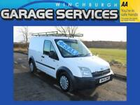 FORD TRANSIT CONNECT GOOD CONDITION *NO VAT*