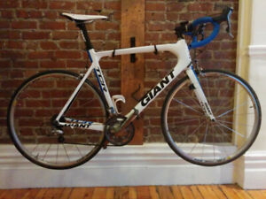 Giant TCR advanced full carbon - cadre XL 60 cm