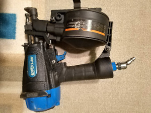 Expert-Air Roofing Coil Nailer