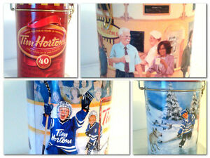 Tim Hortons Collector Tins London Ontario image 1