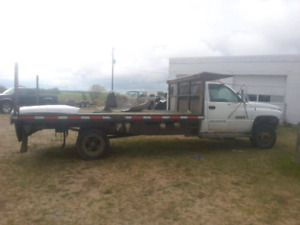 1995 Cummins 5 speed 4x4dually parting or complete