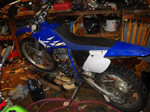 2005 YAMAHA TTR230 Big wheel Bike Trade for 450cc or Bigger or?