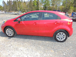 2012 Kia Rio HatchBack with 45,000 km