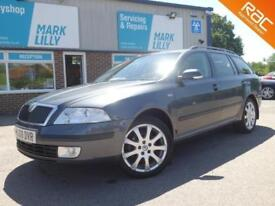 2008 Skoda Octavia 2.0TDI PD DSG Laurin & Klement AUTOMATIC ESTATE ONLY 59K