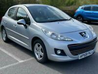 2009 Peugeot 207 1.4 VTi Sport 5dr Hatchback Petrol Manual