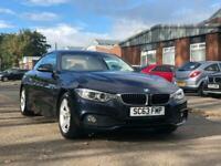 2014 BMW 4 Series 2.0 420D XDRIVE SE 2d 181 BHP Coupe Diesel Automatic