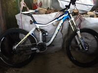 Giant glory, Dh bike, downhill, mountain bike