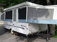 12 ft. Jayco Tent Trailer