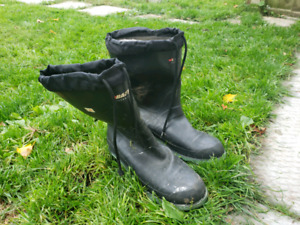 Baffin size 11 winter insulated boots. Electrician approved