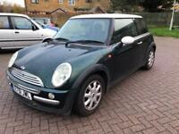 Mini One 1.6 Cooper 2002