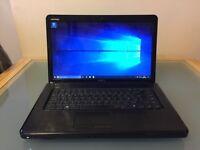 "Dell Laptop 15.6"" Window 10 Intel 2.2Ghz,3GB Ram,320GB HD"