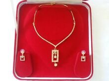Necklace and Earring sets $9.90 each Glendenning Blacktown Area Preview