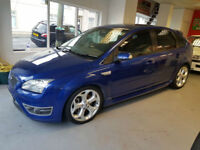 2007MY Ford Focus 2.5 ST-3 ST3 * 5 dr * Sports Exhaust * Cat C Bargain *