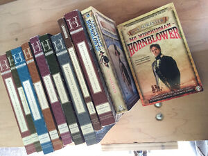 Hornblower complete series by C S Forester