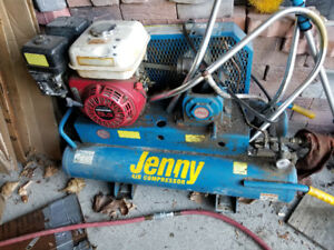 Jenny Compressor (not working for parts)