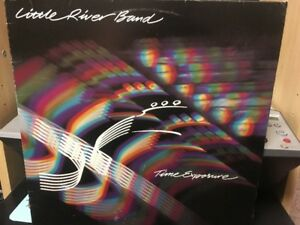Vinyl- The Little River Band-Time Exposure