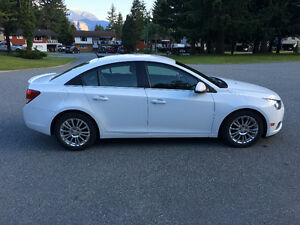 2012 Chevrolet Cruze ECO Sedan Squamish