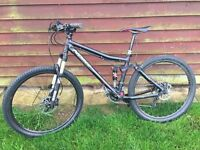 Norco fluid DX mountain bike