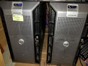 Serveur Dell Poweredge 2900