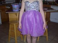 Junior prom dress (would fit 4-6 or 8-10)