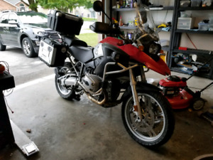 2004 BMW GS1200 adventure