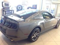 2014 Mustang GT Premium-Like New, Low KM!