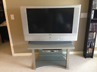 """42"""" Sony Television with stand and Shaw HD/PVR Cable Box"""