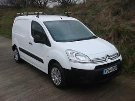 2014 64 Citroen Berlingo 1.6HDi Enterprise 75 2014MY L1 625 Van 30,000 Miles