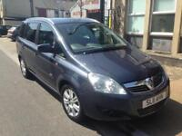 Vauxhall/Opel Zafira 1.8i 16v VVT Easytronic 2011.5MY Design 64k bargain