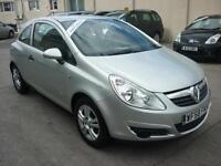2009 Vauxhall Corsa 1.0i 12v Breeze Finance Available