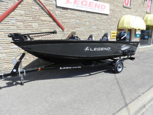New Legend X Terminator S , Mercury 50 hp & Trailer