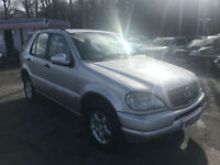Mercedes-Benz ML270 2.7TD auto CDI AUTOMATIC