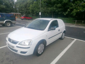 Vauxhall, CORSA, Car Derived Van, 2006, Manual, 1248 (cc) diesel;