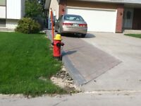 Saul's paving stone and concrete 204-396-7740
