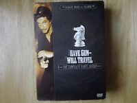FS: Have Gun Will Travel (Complete Season One) DVD Boxed Set