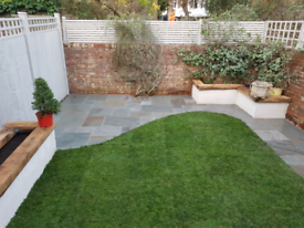 Landscaping, Paving, Turfing, Fencing, Decking