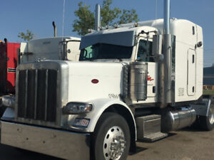 Peterbilt exhaust stack- stainless, top sections only, 48x6inch