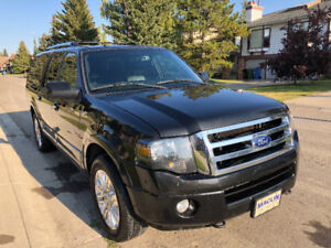 FORD EXPEDITION MAX LTD 2013