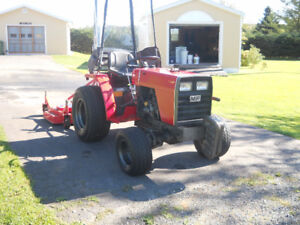 Massey 1010 4X4  Diesel Tractor For Sale