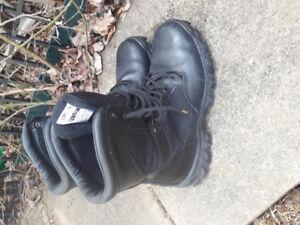 mens boots. alpha force.