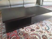 Coffee table -near new Milsons Point North Sydney Area Preview