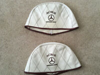 2 x Mercedes Benz Actros (not the new Actros) headrests
